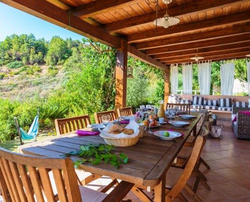 Holiday Rental Villa Cristina