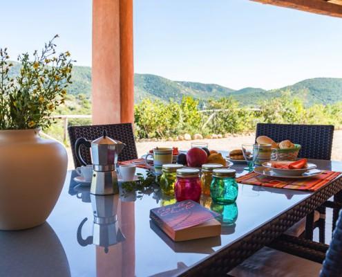 Villa Ginestra Sardinien