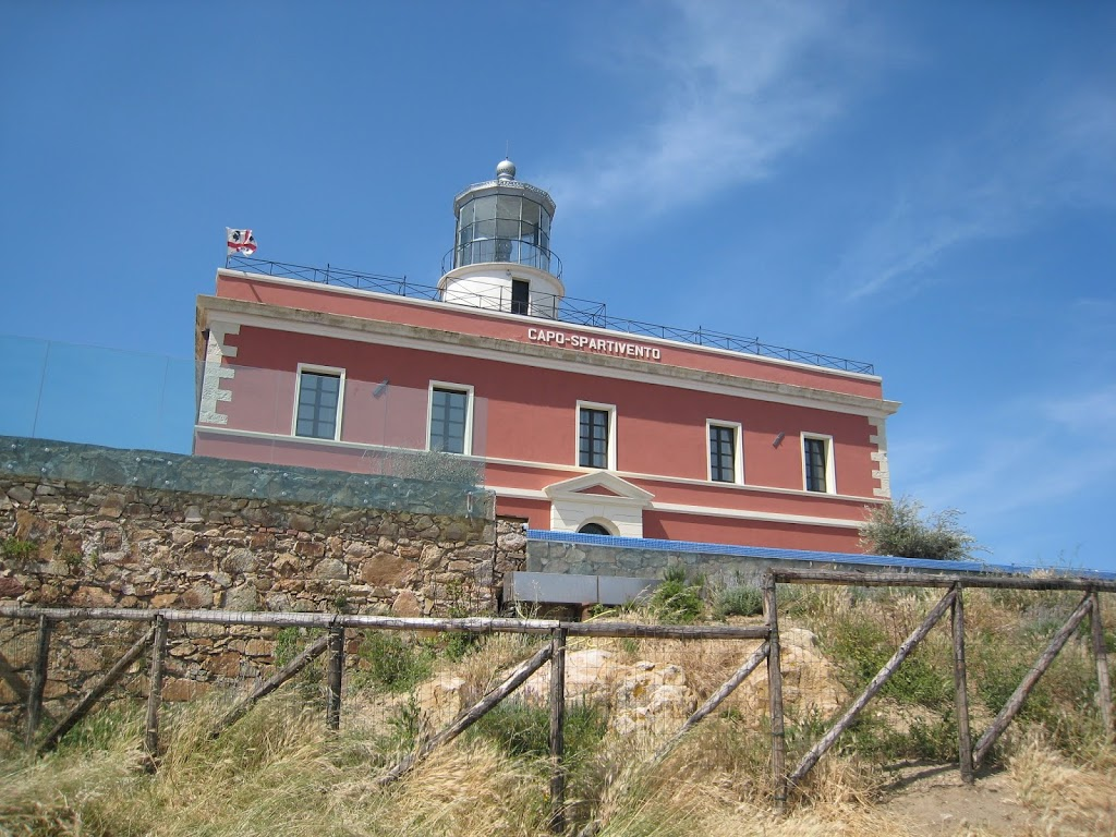 ROMANTIC HIKE TO THE SPARTIVENTO LIGHTHOUSE