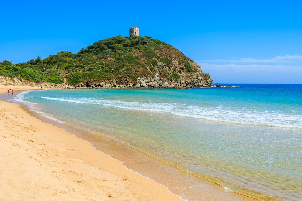 SOUTH SARDINIA BEACHES - SA COLONIA CHIA