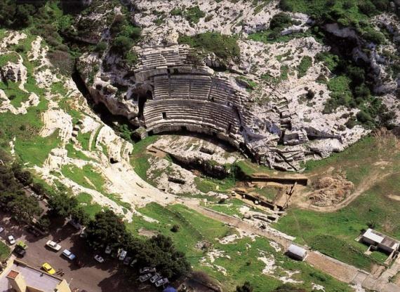 Roman Amphitheatre Special Openings