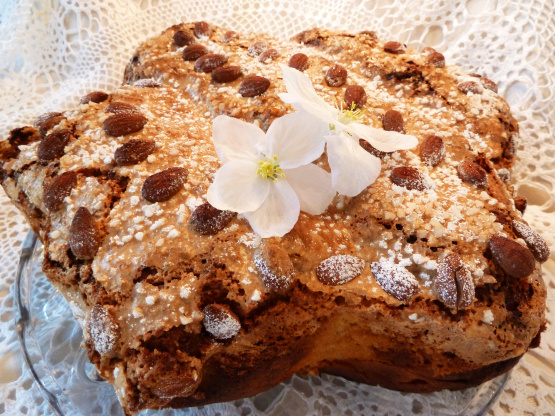 ALWAYS AT EASTER - COLOMBA DI PASQUA