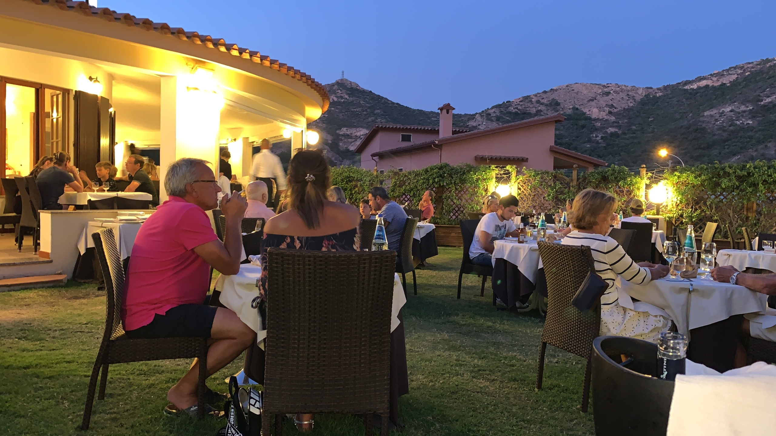 A GREAT PLACE TO TRY THE GRILLED PIGLET SARDINIAN STYLE