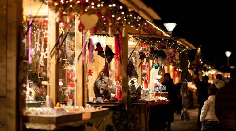 CHRISTMAS MARKET IN CAGLIARI