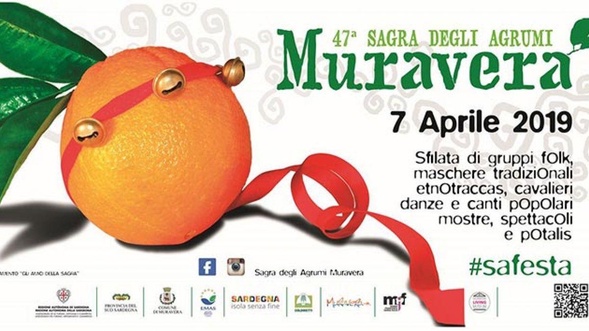A COLORFUL EVENT - CITRUS FRUIT FESTIVAL IN MURAVERA