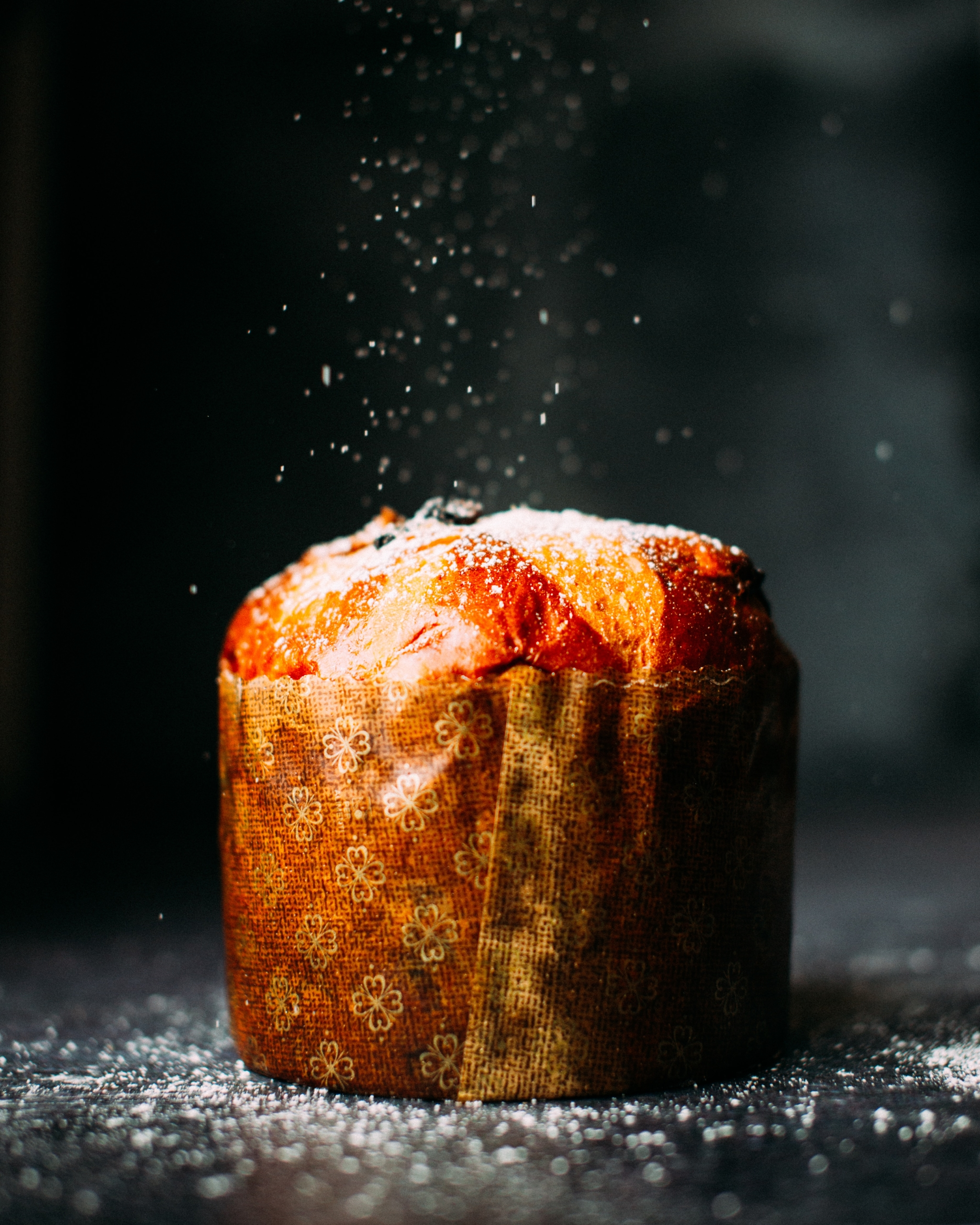GET A HOMEMADE PANETTONE FOR CHRISTMAS!
